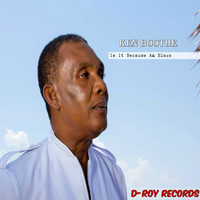 Ken Boothe - Is It Because Am Black
