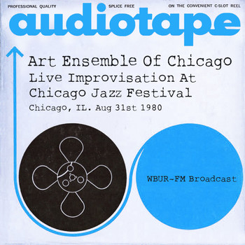 Art Ensemble Of Chicago - Live Improvisation At Chicago Jazz Festival, Chicago, IL. Aug 31st 1980 WBUR-FM Broadcast (Remastered)