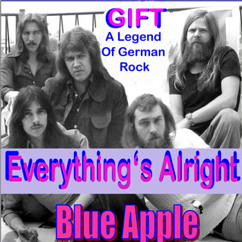 Gift - Everything's Alright - Blue Apple