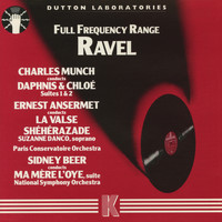 Maurice Ravel - Maurice Ravel: Full Frequency Range