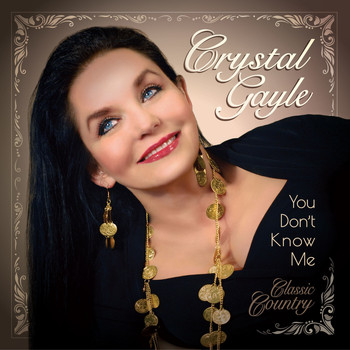 Crystal Gayle - You Don't Know Me