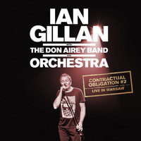 Ian Gillan - Hang Me out to Dry (Live in Warsaw)
