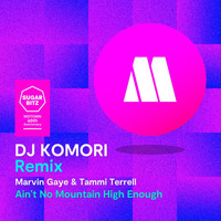 Marvin Gaye - Ain't No Mountain High Enough (DJ Komori Remix)