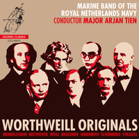 Marine Band of the Royal Netherlands Navy & Arjan Tien - WorthWeill Originals