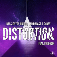 Basslovers United, Mindblast & G4bby feat. Big Daddi - Distortion