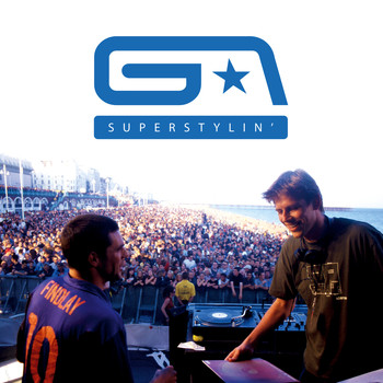 Groove Armada - Superstylin' (GA21)