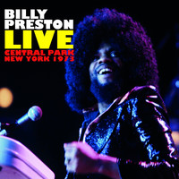 Billy Preston - Live in New York