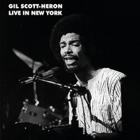 Gil Scott-Heron - Live in New York