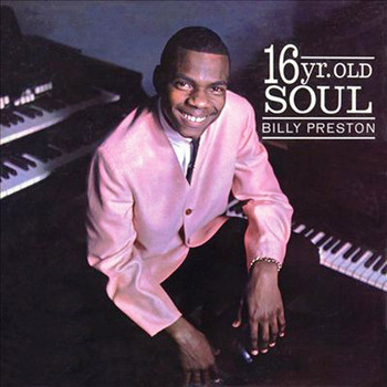 Billy Preston - 16 Yr. Old Soul