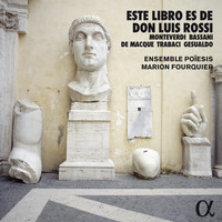 Ensemble Poïesis, Marion Fourquier / - Este libro es de Don Luis Rossi (Alpha Collection)