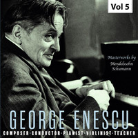 George Enescu - George Enescu: Composer, Conductor, Pianist, Violinist & Teacher, Vol. 5 (Live)