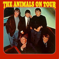 The Animals - The Animals On Tour