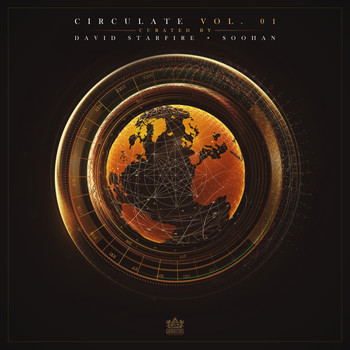 Various Artists - Circulate, Vol. 1: Curated by David Starfire & SOOHAN
