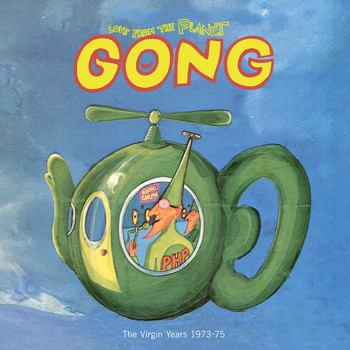 Gong - A Sprinkling Of Clouds (Live In Hyde Park, London, UK / 1974)