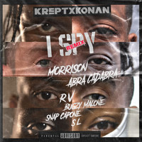 Krept & Konan - I Spy (Remix [Explicit])