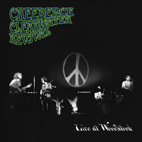 Creedence Clearwater Revival - Live At Woodstock