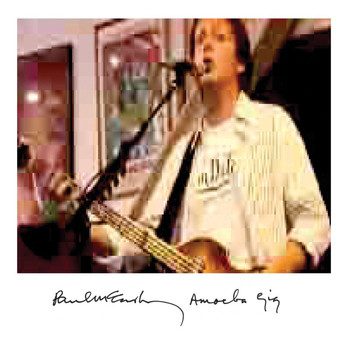 Paul McCartney - Amoeba Gig (Live)