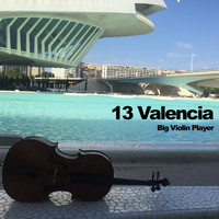 Big Violin Player - 13 Valencia