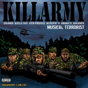 Killarmy - Musical Terrorist (Explicit)