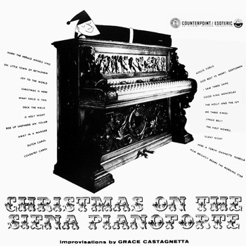 Grace Castagnetta - Christmas on the Siena Pianoforte