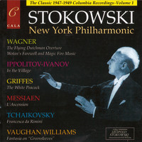 New York Philharmonic - The Classic 1947 - 1949 Columbia Recordings, Vol. 1