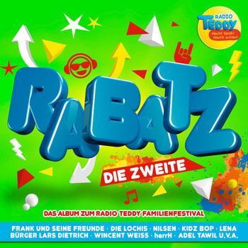 Various Artists - Radio TEDDY - RABATZ DIE ZWEITE