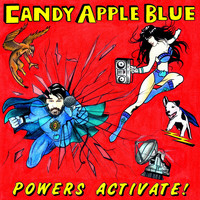 Candy Apple Blue - Powers Activate!