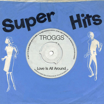 The Troggs - Love Is All Around (BBC Session)