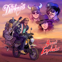 The Darkness - Heart Explodes