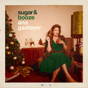 Ana Gasteyer - Secret Santa (feat. Maya Rudolph)