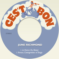 June Richmond - La Dance Du Baiser / Amour, Castagnettes et Tango