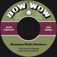 Hambone Willie Newbern - Way Down in Arkansas / She Could Toodle-Oo