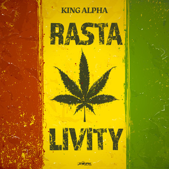 King Alpha - Rasta Livity Dub