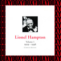 Lionel Hampton - Complete Edition, 1929-1936 Vol. 1 (Remastered Version) (Doxy Collection)