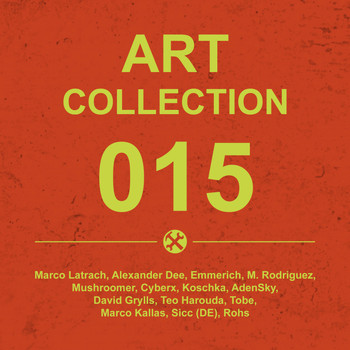 Various Artists - ART Collection, Vol. 015