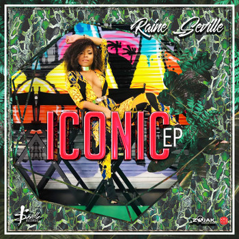 Raine Seville - Iconic - EP (Explicit)