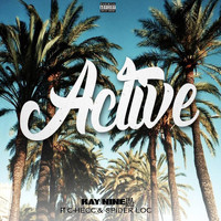 Kay Nine Tha Boss - Active (feat. C-Hecc & Spider Loc) (Explicit)