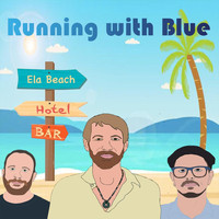 Running with Blue - Ela Beach