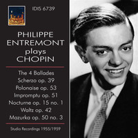 Philippe Entremont - Chopin: Piano Works