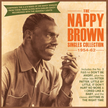 Nappy Brown - Singles Collection 1954-62