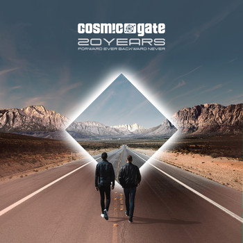 Cosmic Gate - 20 Years [Forward Ever Backward Never]