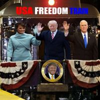 Ken Vance - USA Freedom Train