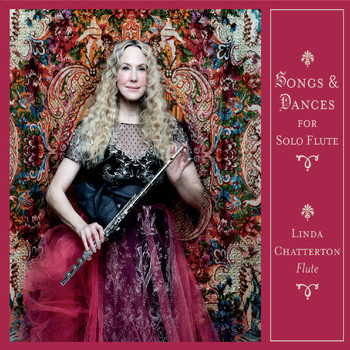Songs and Dances for Solo Flute