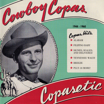 Cowboy Copas - The Cream Of The King-Starday Recordings