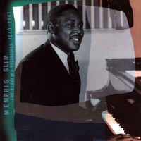 Memphis Slim - The Bluebird Recordings 1940-1941