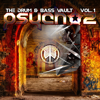 PsychoZ, Messinian - The Drum & Bass Vault, Vol. 1
