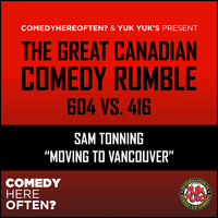 Sam Tonning - Moving to Vancouver (Explicit)