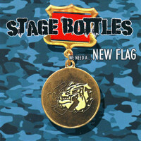 Stage Bottles - New Flag