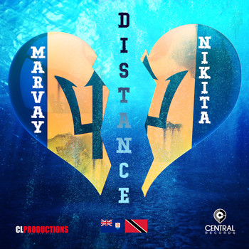 Marvay, Nikita - Distance