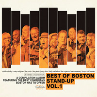 Various Artists - Best of Boston Stand-Up, Vol. 1 (Explicit)